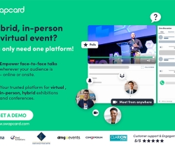 Swapcard Acquires Avolio, Inc. and Integrates Registration into Event Platform